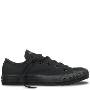 Chuck Taylor All Star Classic Ox Black Mono