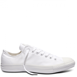 Chuck Taylor All Star Classic Ox White Mono