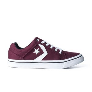 CONS EL Distrito Ox – Deep Bordeaux White Black
