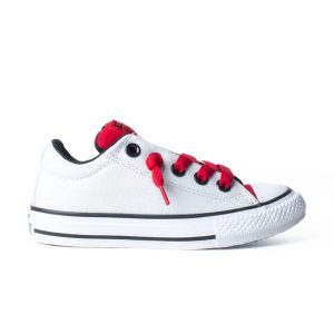 Chuck Taylor All Star Street Slip – Pure Platinum Casino Black