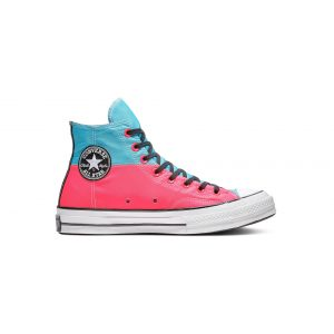 CHUCK TAYLOR ALL STAR '70 GET TUBED RACER PINK HIGH TOP