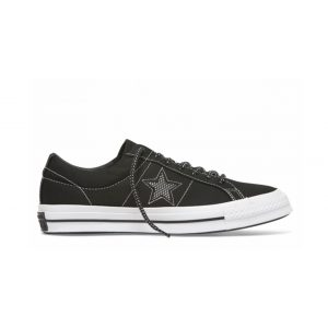 One Star Get Tubed Low Top Black