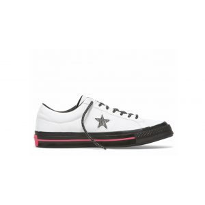 One Star Get Tubed Low Top White
