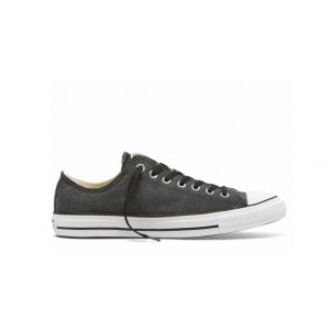 Chuck Taylor All Star Washed Ashore Low Top Black