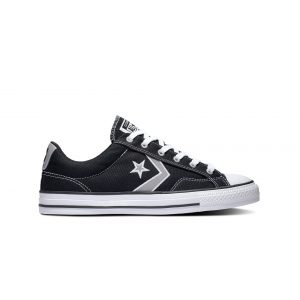 Converse Star Player Summer Sport Low Top Black