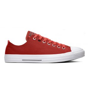 Chuck Taylor All Star We Are Not Alone Enamel Red Low Top