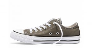 Chuck Taylor All Star Classic Colours Low Top Charcoal
