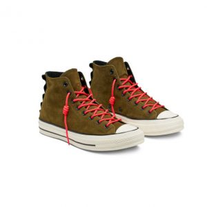 Chuck Taylor All Star '70 SP Nubuck Leather High Top Surplus Olive