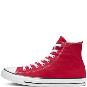 Chuck Taylor All Star Classic Colour High Top Red